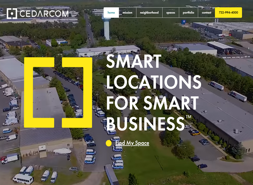 Cedarcom – Smart Locations for Smart Business