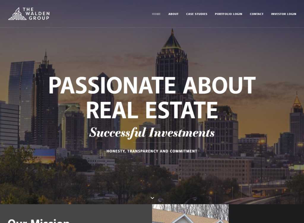 Walden Management Real Estate